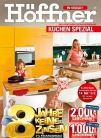 Höffner 8 Jahre keine Zinsen März 2013 KW10 5