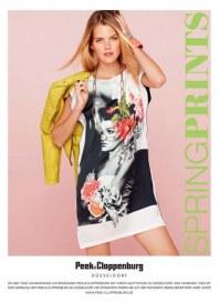 Peek & Cloppenburg Spring Prints März 2013 KW12