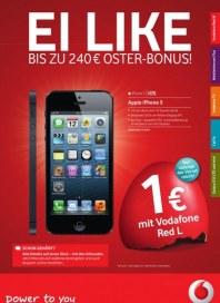 Vodafone Vodafone Red März 2013 KW10