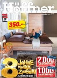 Höffner Aktuelle Angebote März 2013 KW10