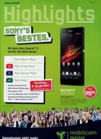 mobilcom Aktuelle Angebote März 2013 KW09