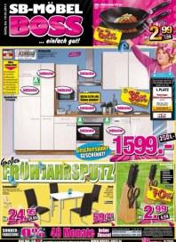 SB Möbel Boss Aktuelle Angebote März 2013 KW11