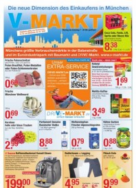 V-Markt Aktuelle Wochenangebote März 2013 KW11