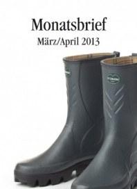 Manufactum Monatsbrief März 2013 KW09