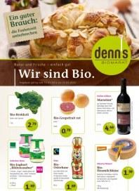 Denn's Biomarkt Aktuelle Angebote März 2013 KW11