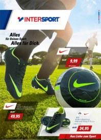 Intersport Alles für Dein Sport. Alles für Dich März 2013 KW12