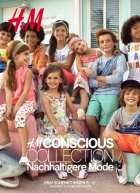 H&M Conscious Collection März 2013 KW12
