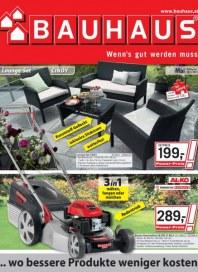 Bauhaus Bauhaus Angebote 22.04. - 18.05.2013 April 2013 KW17