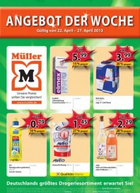 Müller Angebot der Woche April 2013 KW17 1