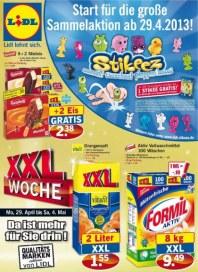Lidl Aktueller Wochenflyer Lebensmittel April 2013 KW18 6