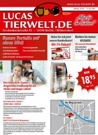 Lucas Tierwelt News April 2013 KW18