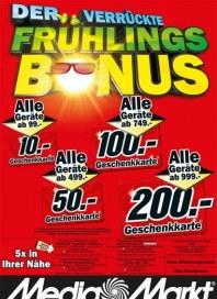 MediaMarkt Der verrückte Frühlings-Bonus April 2013 KW18 8