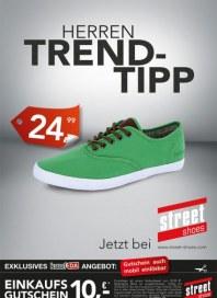Street Shoes Trend-Tipp Mai 2013 KW19
