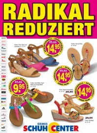 SIEMES Schuhcenter Radikal reduziert Mai 2013 KW22