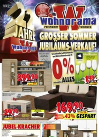 Wohnorama Jubel-Kracher Mai 2013 KW22