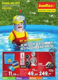 bauMax bauMax Angebote Juni 2013 Juni 2013 KW22