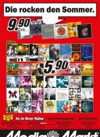 MediaMarkt Die rocken den Sommer Mai 2013 KW22