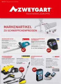 Zweygart Markenartikel zu Schnäppchenpreisen Mai 2013 KW22
