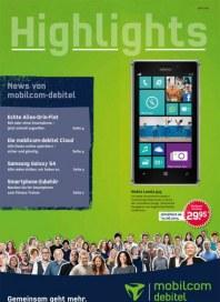 mobilcom-debitel Highlights Mai 2013 KW22