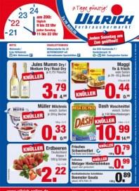 Ullrich Verbrauchermarkt Knüller Juni 2013 KW23