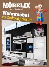 MÖBELIX Möbelix Wohnmöbel zu Diskontpreisen 21.06. - 31.12.2013 Juni 2013 KW25