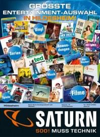 Saturn Größte Entertain-Auswahl in Hildesheim Juni 2013 KW25