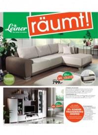 Leiner Leiner räumt Angebote 24.06. - 20.07.2013 Juni 2013 KW26
