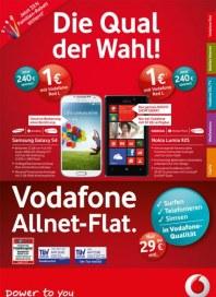 Vodafone Die Qual der Wahl Juni 2013 KW26