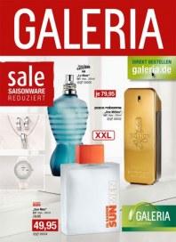 Galeria Kaufhof Saisonware reduziert Juni 2013 KW26