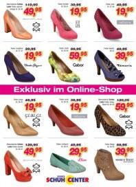 SIEMES Schuhcenter Exklusiv im Online-Shop Juni 2013 KW26