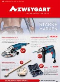 Zweygart Starke Marken Juni 2013 KW26
