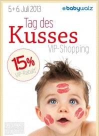 Baby Walz Tag des Kusses Juli 2013 KW27