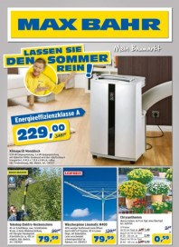 Max Bahr Lassen Sie den Sommer rein Juni 2013 KW26
