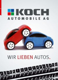 Koch Automobile Wir lieben Autos Juni 2013 KW26