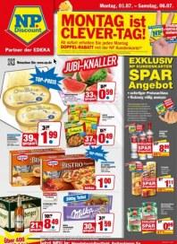 NP-Discount Aktueller Wochenflyer Juli 2013 KW27