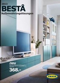 Ikea Bestå Aufbewahrung Juni 2013 KW26