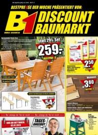 B1 Discount Baumarkt Aktuelle Angebote Juni 2013 KW26 1