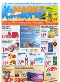 V-Markt Aktuelle Wochenangebote Juli 2013 KW27