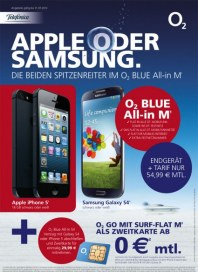 Ditescom GmbH Apple oder Samsung Juli 2013 KW27