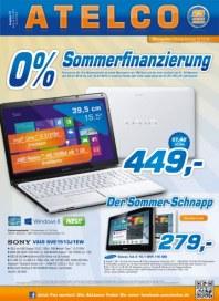 Prospekte 0% Sommerfinanzierung Juli 2013 KW27