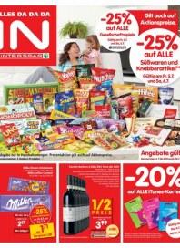 Interspar Interspar Angebote 04.07. - 10.07.2013 Juli 2013 KW27