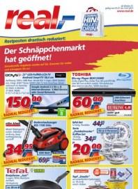 real,- Sonderbeilage – Schnäppchenmarkt Juli 2013 KW27