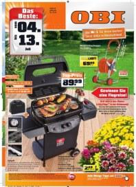 OBI Aktuelle Angebote Juli 2013 KW27