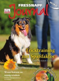 Fressnapf Journal Leseprobe Juli 2013 KW27