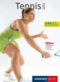 KARSTADT 28.02.2013 Karstadt sports - Tennis Juli 2013 KW28