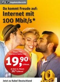 Kabel Deutschland Da kommt Freude auf Juli 2013 KW27