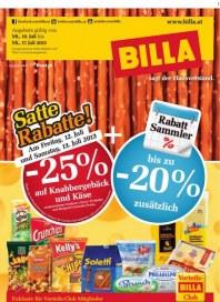 Billa Billa Angebote 10.07. - 17.07.2013 Juli 2013 KW28