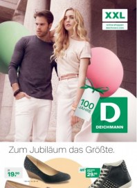 Deichmann Zum Jubiläum das Größte Juli 2013 KW28