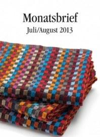 Manufactum Monatsbrief Juli 2013 KW27