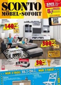 Sconto Schnäppchenpreise Juli 2013 KW29
